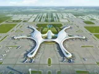 成都天府国际机场规划临港经济区