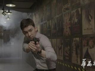 韩国演员全原徹主演的电影《我的特工男友》火热拍摄中