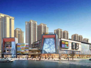 城中心商业饱和 成都购物中心向近郊扩张