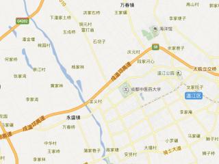 成温邛高速邛崃至成都方向羊马、金马收费站7月1日关闭