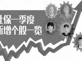一季报揭秘机构布局 社保基金青睐医药股