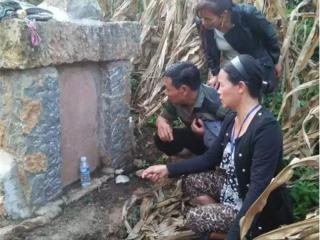 云南施甸发现70年前牺牲抗战士兵墓碑 网友接力寻亲