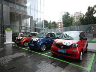 半小时6元开走Smart!戴姆勒Car2Share发力成都共享汽车