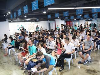 """""""奥德赛""""亚太巡回之旅 10支金融科技创业团队亮相成都"""