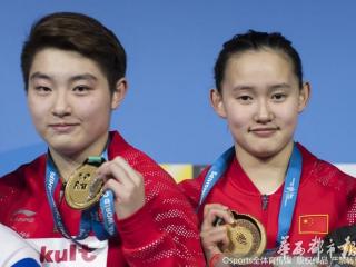 世锦赛成都妹子任茜拿到第二金 混双、女双摘金