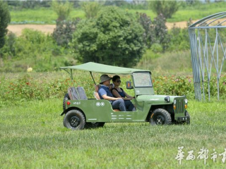 好拉风!这款新能源汽车还会变形 全国首款折叠汽车在四川投产