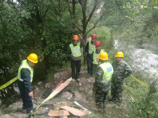 中国电信打通九寨沟地震灾区老虎海光缆