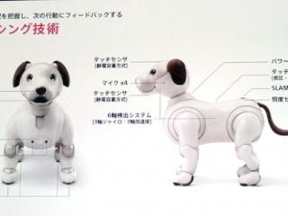 """索尼发布机器狗新Aibo  首次透露""""AI×机器人""""战略路径"""