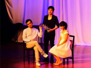 话剧《走吧》出川 致敬青春和梦想