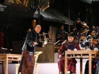 川版《茶馆》北京登台:老舍风味的另一种呈现
