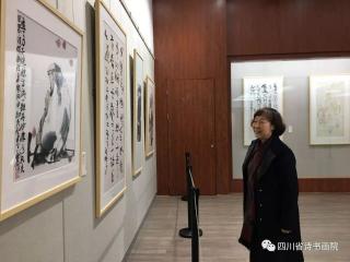 四川省画院双年展 四川历史名人题材受追捧