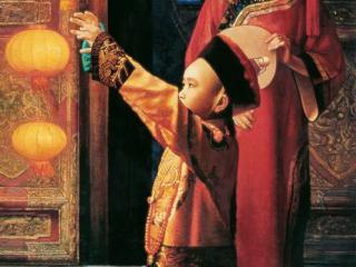 """专画""""紫禁城""""的姜国芳 画一件宫廷服饰就要打磨30多次"""