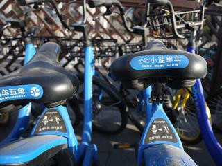 与小蓝达成业务托管合作,滴滴将推共享单车平台