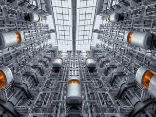 合作极米百度,成都连续创业者瞄准电梯投影流量新入口