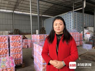 女企业家的逆袭人生:从卖服装到发展互联网+农业 带动当地150人就业