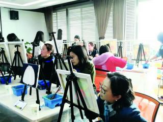 """水井坊街道获评全国""""城乡社区教育特色学校"""""""