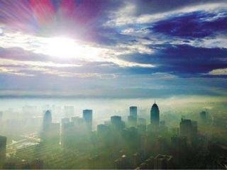 """物联网治霾 成都电信""""智慧环保""""助力成都打造和谐宜居城市"""