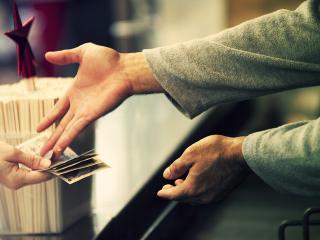 无现金支付不能炒作了,央行新规整治拒收现金商户