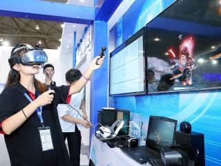 5G+VR全景直播、5G+8K超高清视觉体验 中国电信加速5G走进人们生活