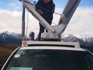 中国电信全力为金沙江白格堰塞湖滑坡灾害抢险提供通信保障