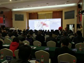 """""""东进""""企业抱团发展成都淮州新城商会挂牌成立"""