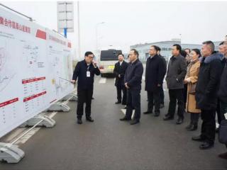 四川省台办主任罗治平带队调研海峡两岸产业合作区眉山产业园