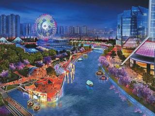 夜游锦江将成春节亮点,谈谈成都培育文创+的应用场景