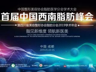 首届中国西南脂肪峰会将于5月初在成都举行