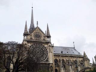"""数字修复技术加持,有望""""重建""""巴黎圣母院"""