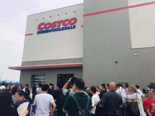 """徐露:在中国首店一开业,就因""""人满为患""""而暂停营业的Costco,为什么这么牛?"""
