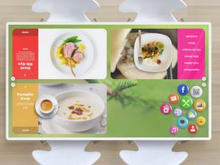创业十年,乌克兰智慧餐桌入川寻合作