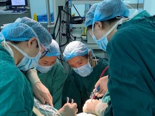 锦欣妇女儿童医院为91岁婆婆成功实施手术