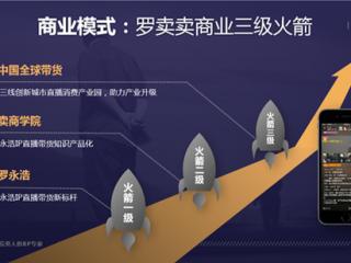 3.27虎哥晚报:罗永浩直播商业规划全盘曝光;魅族17真机图曝光