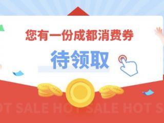 @成都人:消费券来袭,2亿元政府补贴提振消费市场