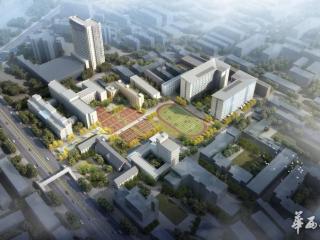 同心共筑三方联建 成都中医药大学(十二桥校区)新建地下智慧停车场