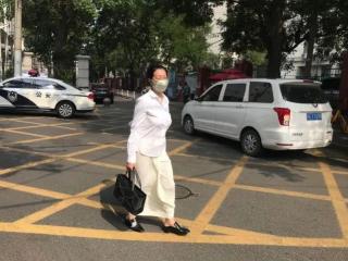 7.8虎哥晚報:俞渝現身朝陽分局;甘薇被法院限制出境