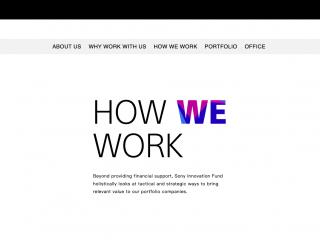 """""""索尼环境创新基金""""成立,旨在培育专注环境技术的初创企业"""
