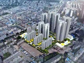 好洋气!华阳商城区域将建商住小区