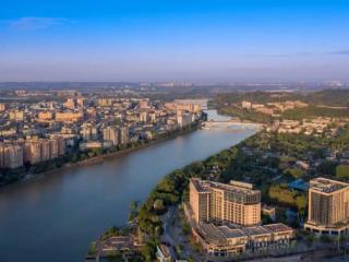 """公园城市生态场景持续""""上新"""" 成都新津区探索EOD城市开发模式"""