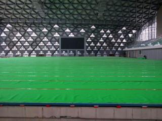 爱成都·迎大运|郫都赛区三大场馆工程建设预计2月底完成