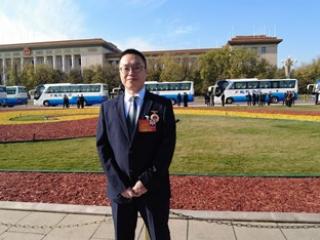 四川電信員工胡杰當選四川省總工會兼職副主席
