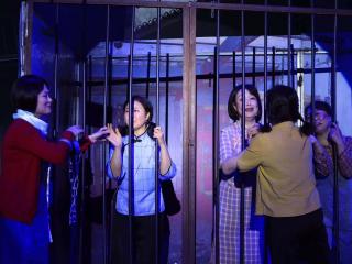 成都温江区编演本土红色话剧 让党史学习教育走进青少年心中