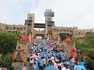 茂县全民健康跑   引领生活新风尚