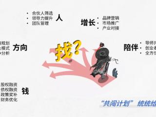 """天府创业驿站发布""""共闯计划""""招募令"""