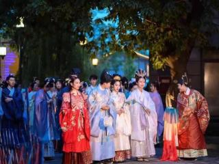 穿越到600年前的洛带过一次明朝的中秋节