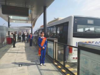 成都再添两条BRT快速公交