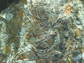 石渠吐蕃时代石刻 表明文成公主可能经蜀地进藏