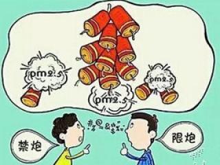 """成都六部门联合发布""""倡议书"""" 春节期间禁限燃放烟花爆竹"""