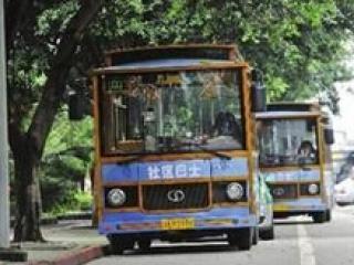 春节期间 成都社区巴士出收车时间将进行调整