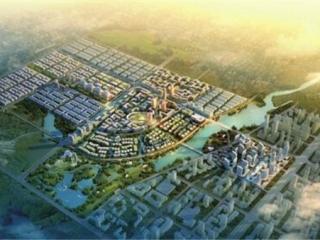 成都天府新区西区产业园I区规划公布 面积45.3平方公里